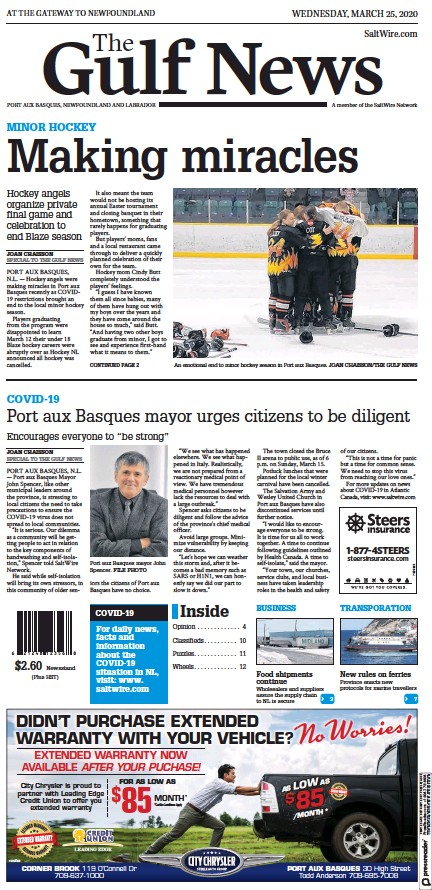 The Gulf News (Port aux Basques)