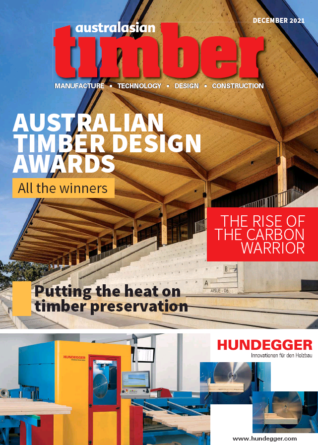 Australasian Timber cover