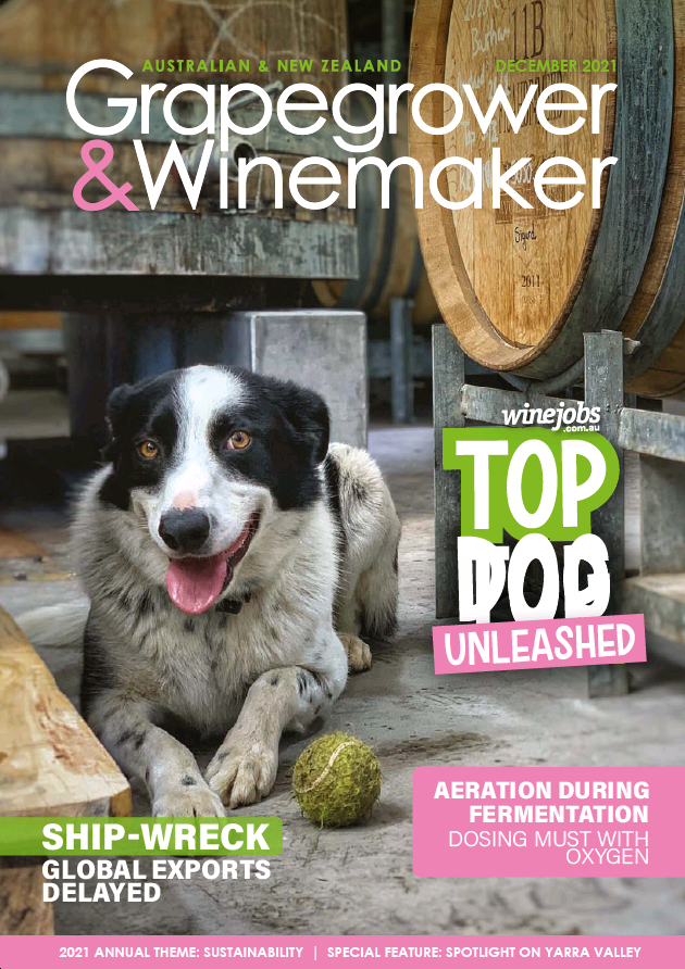 Australian & New Zealand Grapegrower & Winemaker Subscription