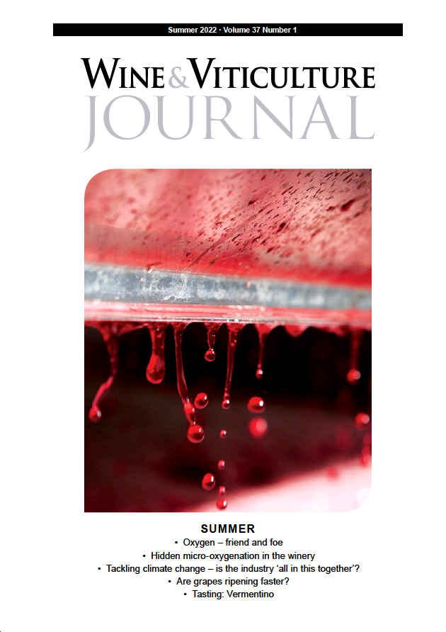 Wine & Viticulture Journal Subscription