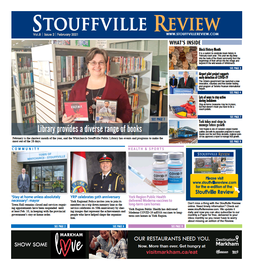 Stouffville Review
